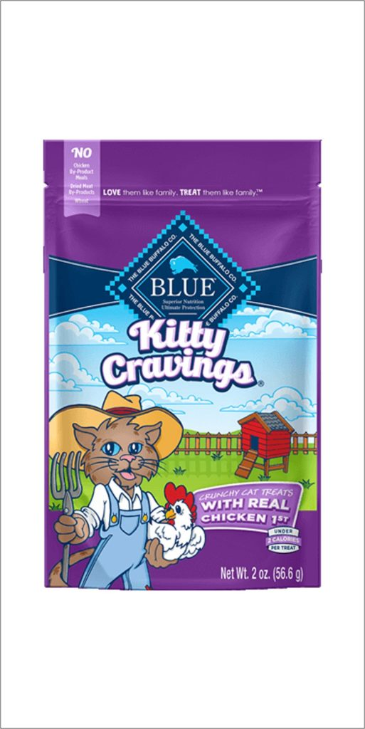 Blue-Kitty-Cravings-With-Real-Chicken-Crunchy-Cat-Treats