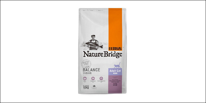 makanan kucing Nature bridge balance adult